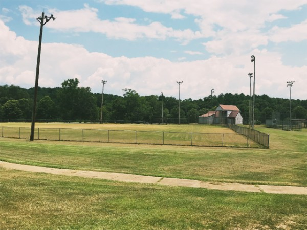 Old Recreation Department Ball Fields