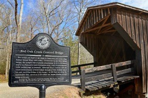 Meriwether County Covered Bridge