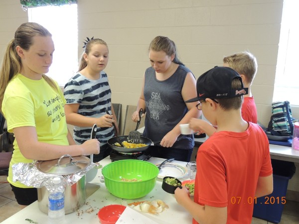 Murray 4-H Top Chefs