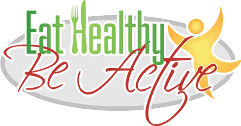 Eat Healty, Be Active Logo