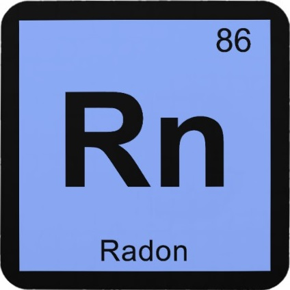Radon Education - Radon Element on the Periodic Table