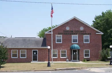Taylor County Office Building