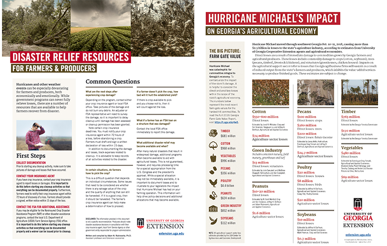 Emergency Resources Uga Cooperative Extension