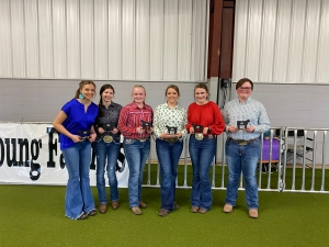 4-H Hog Exhibitors