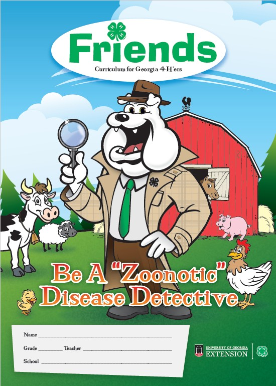 "Be A ""Zoonotic"" Disease Detective"