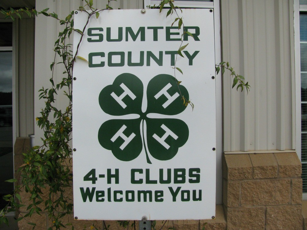 Sumter County 4-H Welcomes You!